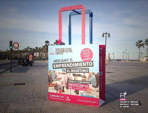 Campaña de promoción ACIPMAR con Bolsas XL