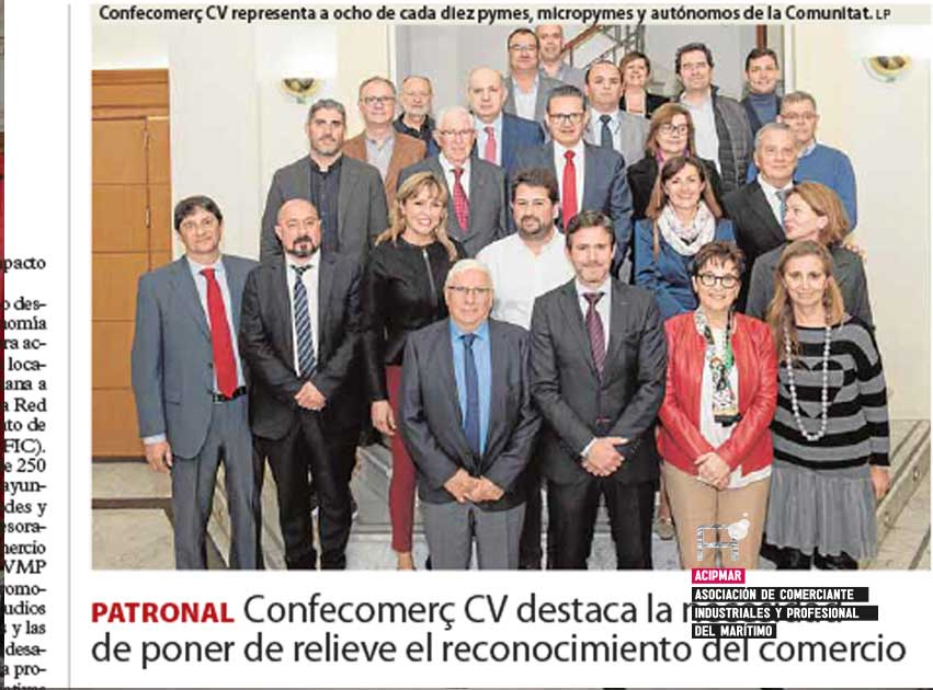 Confecomerç-CV-demanda-reconocer-la-importancia-del-sector-en-la-Comunitat-Valenciana