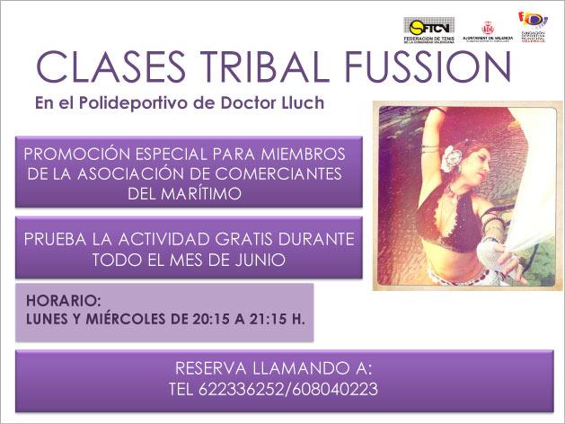 oferta Tribal Fussion