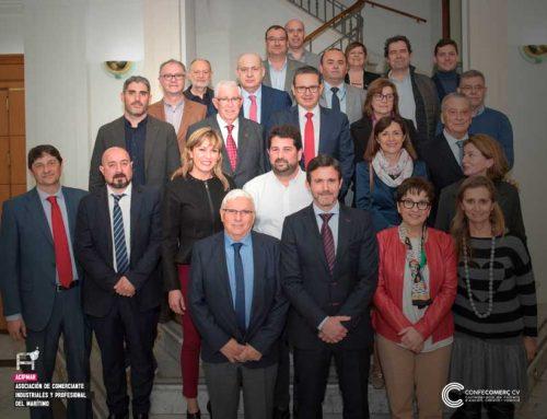 ACIPMAR EN LA JUNTA DIRECTIVA Y COMITÉ EJECUTIVO DE CONFECOMERÇ