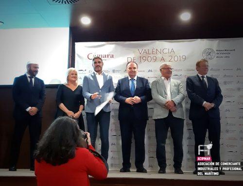 Entregan reconocimiento a ACIPMAR en Expofórum Valencia 2019