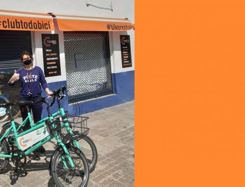 La empresa Todobici cede su flota de bicicletas de alquiler para los Trabajadores Esenciales