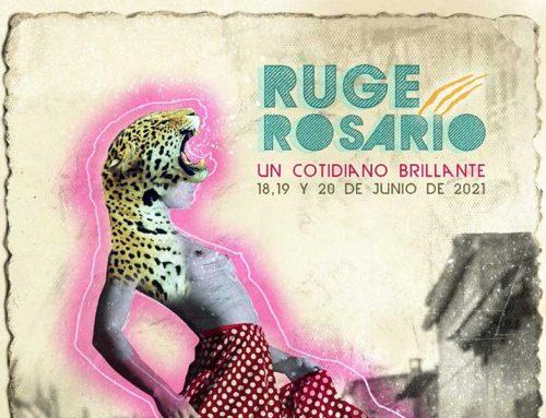 """Segunda edición de """"Ruge Rosario"""" 2021"""