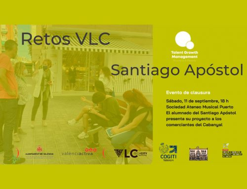 Te invitamos a la clausura de #RetosVLC